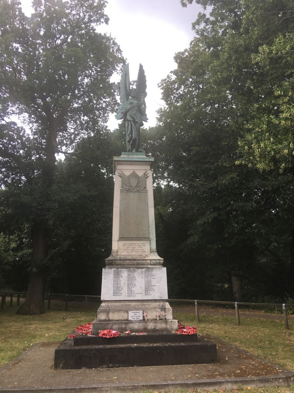 Wanstead War Memorial