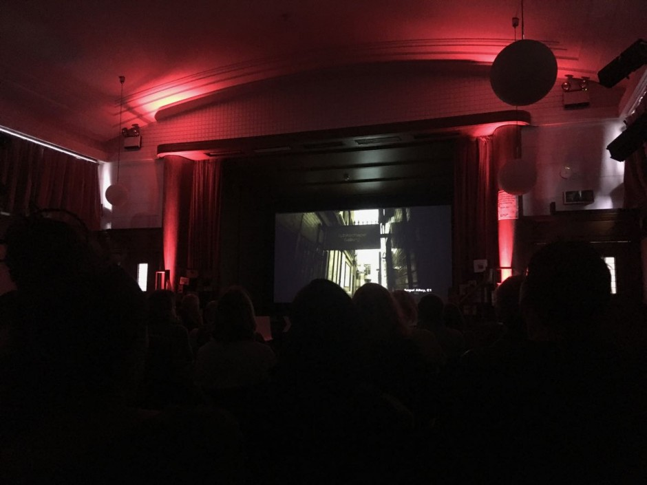 Leytonstone Pop-Up Cinema - Leytonstone Loves Film