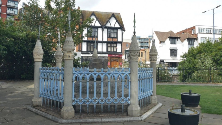Coronation stone kingston