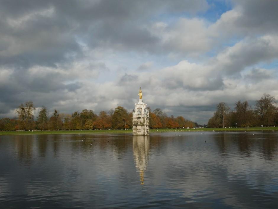 Diana Fountain